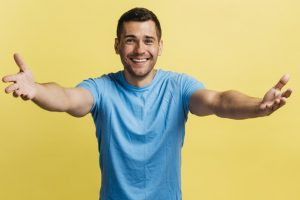 man-waiting-hug-with-yellow-background_23-2148221829